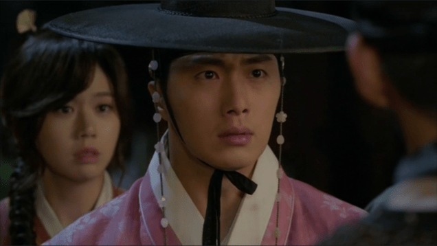 2014 9:10 Jung Il-woo in THe Night Watchman's Journal Episode 20 35