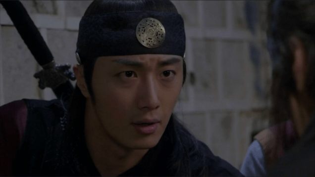 2014 9:10 Jung Il-woo in THe Night Watchman's Journal Episode 20 4