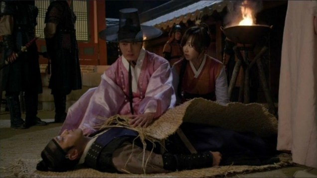2014 9:10 Jung Il-woo in THe Night Watchman's Journal Episode 20 42