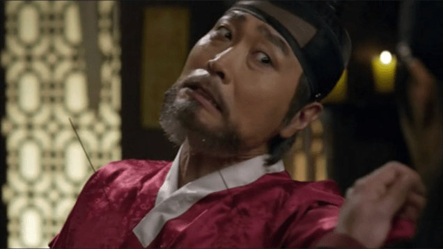 2014 9:10 Jung Il-woo in THe Night Watchman's Journal Episode 20 54
