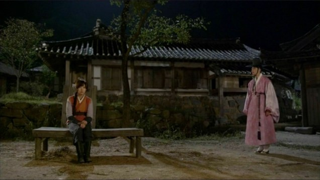 2014 9:10 Jung Il-woo in THe Night Watchman's Journal Episode 20 6
