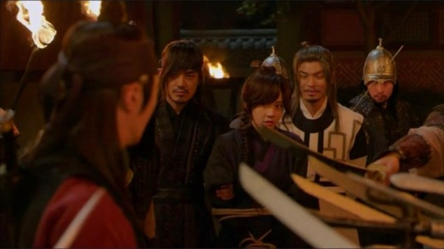 2014 9:10 Jung Il-woo in THe Night Watchman's Journal Episode 20 63