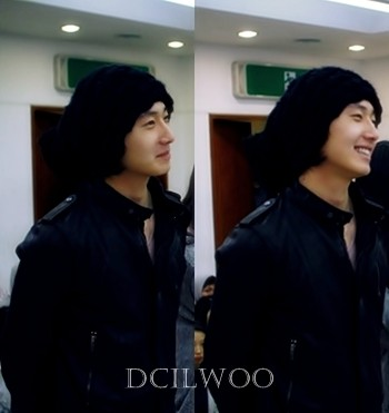 Jung II-woo at Hanyang University. Compilation by Fan 13 Jung Il-woo Delights. 28