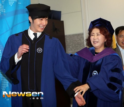 Jung II-woo at Hanyang University. Compilation by Fan 13 Jung Il-woo Delights. 34