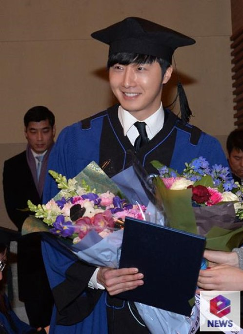 Jung II-woo at Hanyang University. Compilation by Fan 13 Jung Il-woo Delights. 37