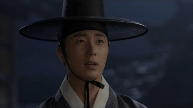 Jung II-woo in The Night Watchman's Journal Ep 8 26