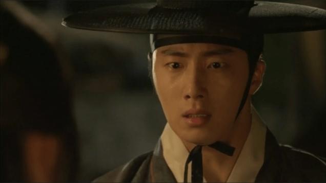 Jung II-woo in The Night Watchman's Journal Ep 8 36