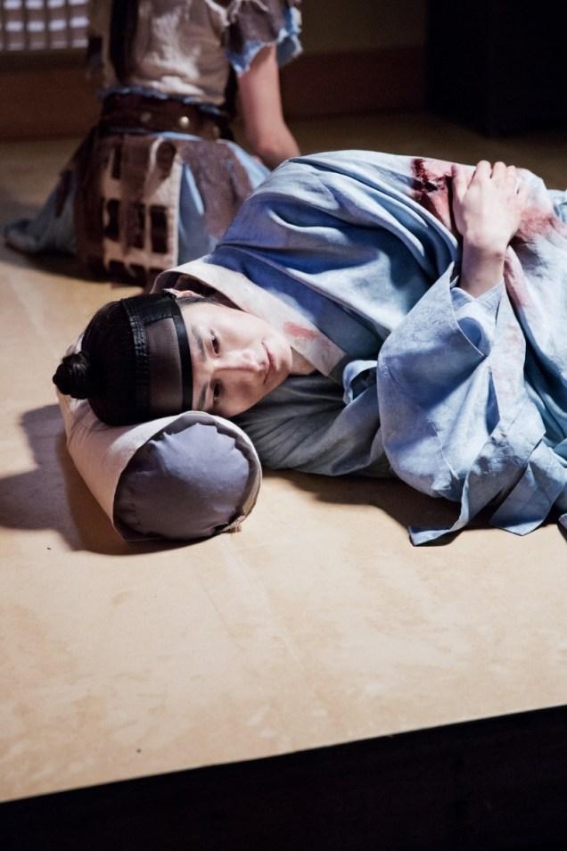Jung II-woo in the Night Watchman's Journal Episode 6 BTS Cr. MBC 29