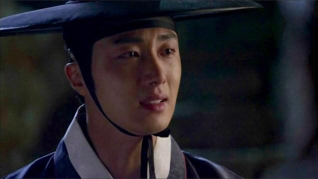 Jung II-woo in the Night Watchman's Journal Episode 7 11