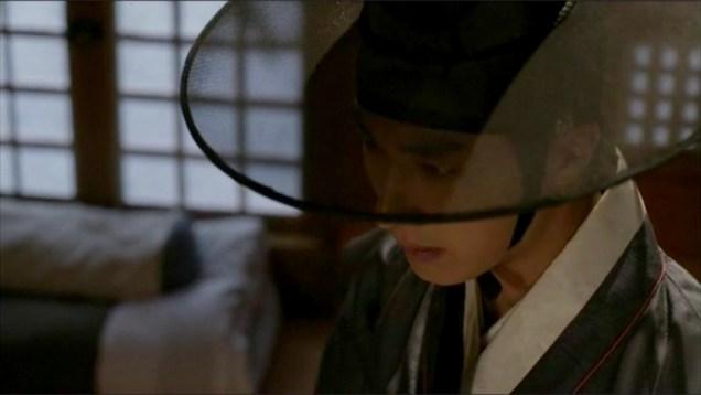 Jung II-woo in the Night Watchman's Journal Episode 7 14