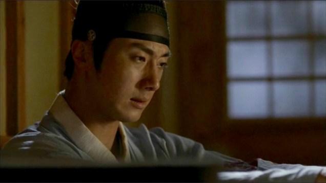 Jung II-woo in the Night Watchman's Journal Episode 7 2
