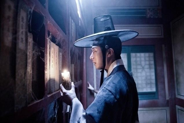 Jung II-woo in the Night Watchman's Journal Episode 7 BTS Part 2 Cr. jungilwoo.com 14