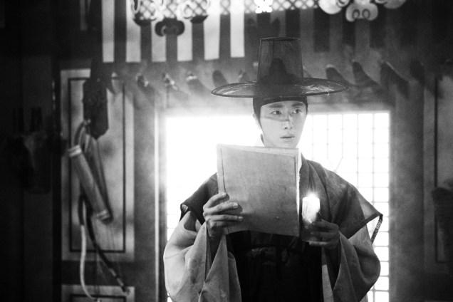 Jung II-woo in the Night Watchman's Journal Episode 7 BTS Part 2 Cr. jungilwoo.com 4