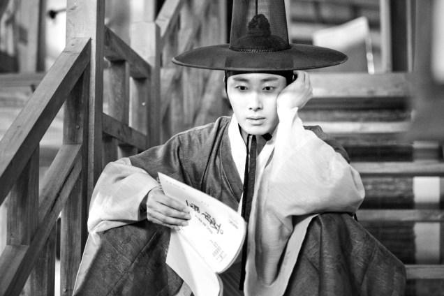Jung II-woo in the Night Watchman's Journal Episode 8 BTS Part 2 Cr. jungilwoo.com 20