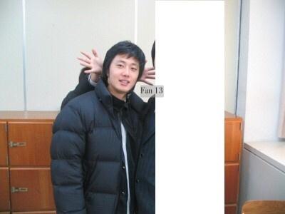 Jung II-woo in Young Deong Po High School Fan13 14