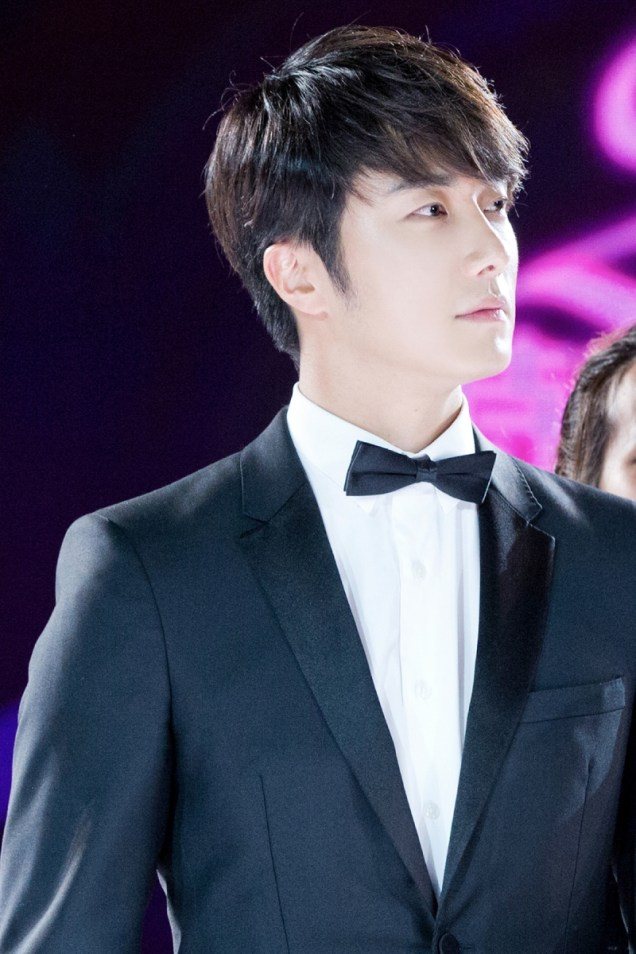 2014 10 29 Jung Il-woo at the Beauty Cosmo Awards in Shanghai, China. jungilwoo.com2
