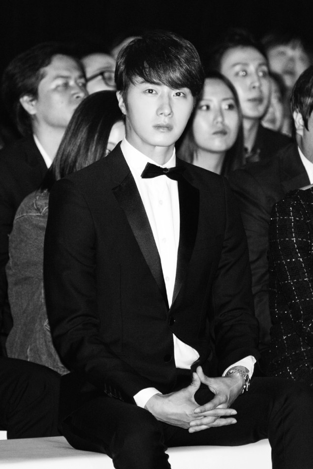2014 10 29 Jung Il-woo at the Beauty Cosmo Awards in Shanghai, China. jungilwoo.com5