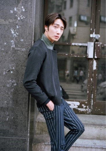 2014 10 31 Jung Il-woo in Looktique Magazine 20
