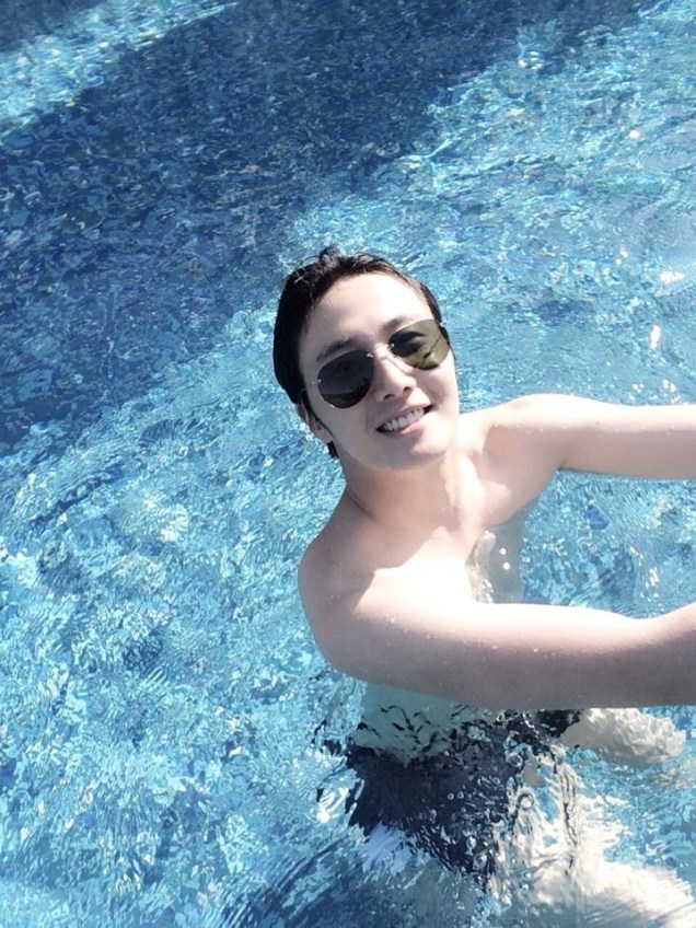 2014 10:11 Jung Il-woo in Bali for BNT International Part 1: BTS A 7