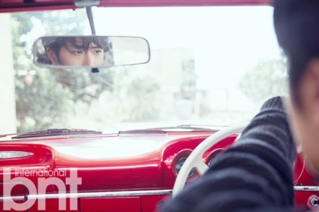 2014 10:11 Jung Il-woo in Bali for BNT International Part 1: Cars 20