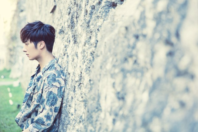 2014 10:11 Jung Il-woo in Bali for BNT International Part 3: Cliffy Goodness Cr.BNT International 12