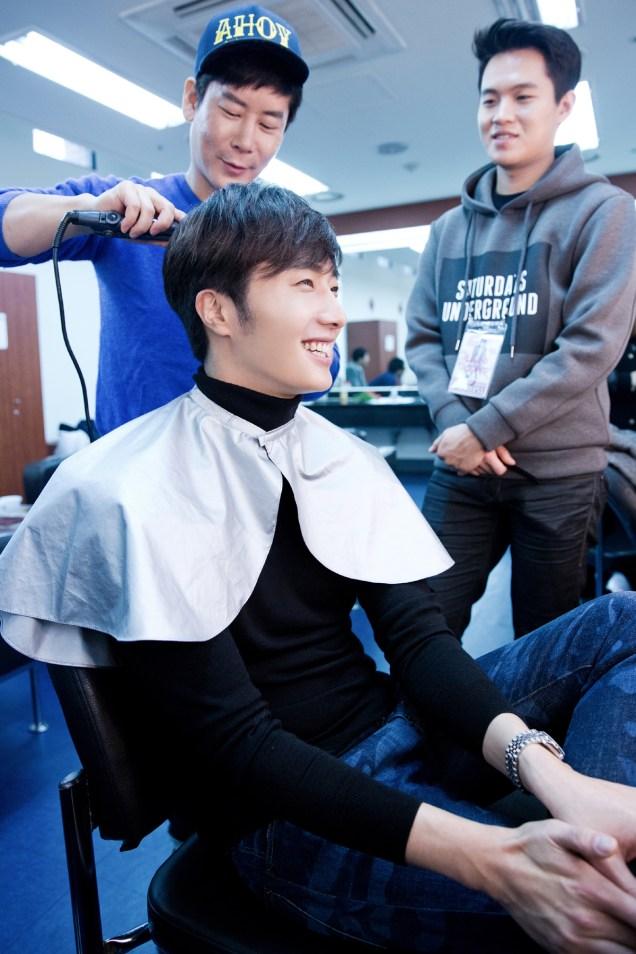 2014 11 22 Jung II-woo in his Fourth Korean Fan Meet. Cr.jungilwoo.com 13