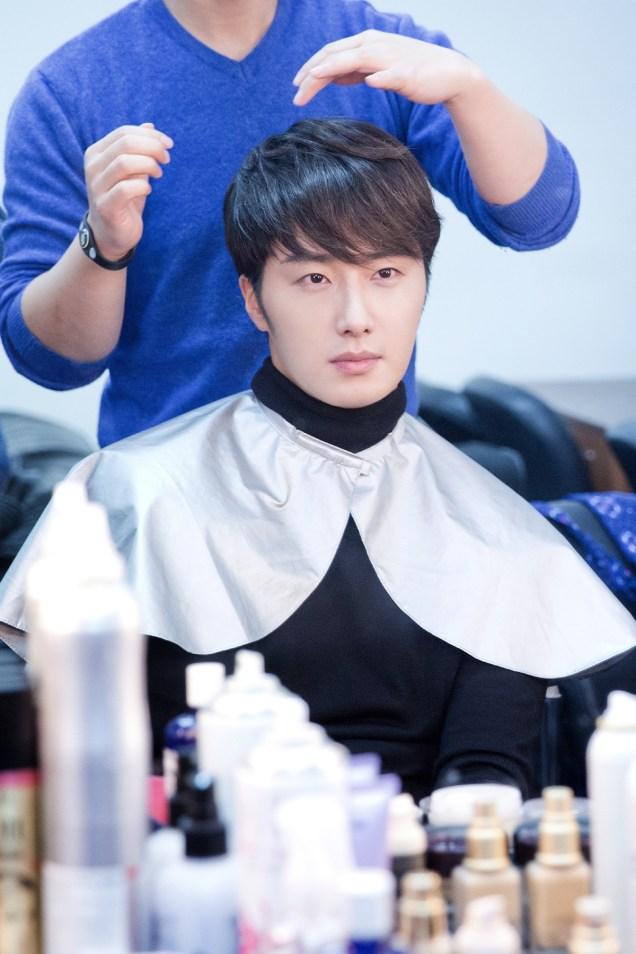 2014 11 22 Jung II-woo in his Fourth Korean Fan Meet. Cr.jungilwoo.com 15
