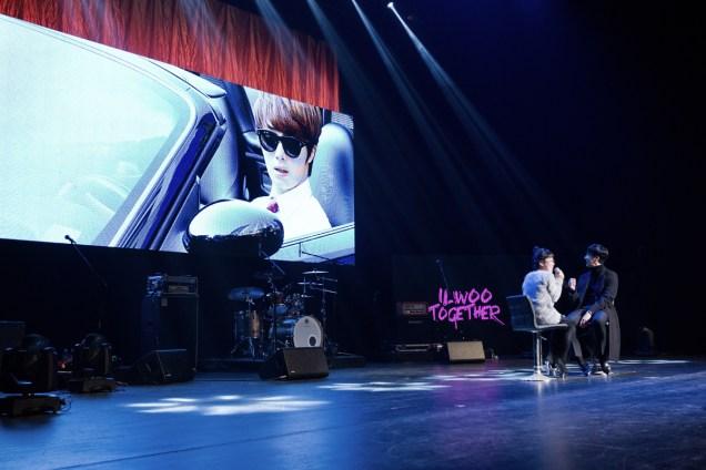 2014 11 22 Jung II-woo in his Fourth Korean Fan Meet. Cr.jungilwoo.com 33