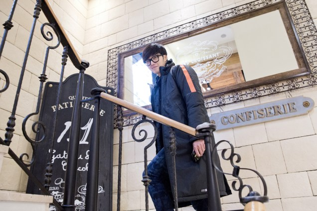 2014 11 22 Jung II-woo in his Fourth Korean Fan Meet. Cr.jungilwoo.com 49.jpg