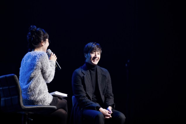 2014 11 22 Jung II-woo in his Fourth Korean Fan Meet. Cr.jungilwoo.com 60.jpg