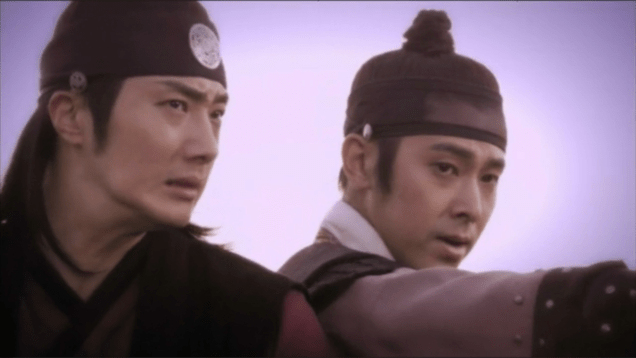 2014 11 Jung II-woo in The Night Watchman's Journal Episode 21 28