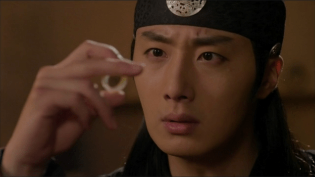 2014 11 Jung II-woo in The Night Watchman's Journal Episode 21 43