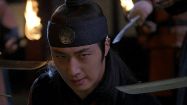 2014 11 Jung II-woo in The Night Watchman's Journal Episode 21 9