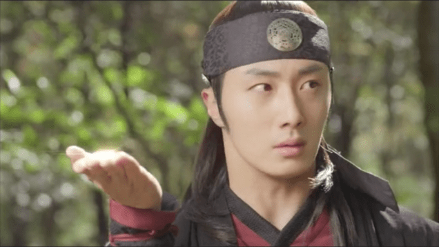 2014 11 Jung II-woo in The Night Watchman's Journal Episode 22 19