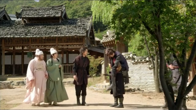2014 11 Jung II-woo in The Night Watchman's Journal Episode 22 38