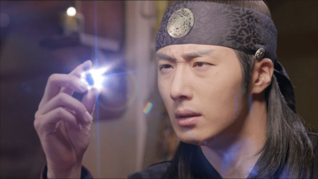 2014 11 Jung II-woo in The Night Watchman's Journal Episode 22 4