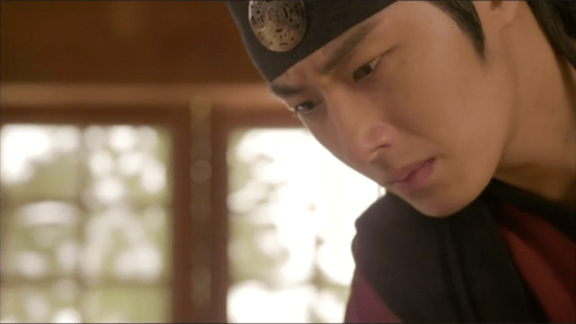 2014 11 Jung II-woo in The Night Watchman's Journal Episode 22 45