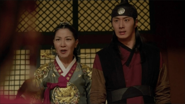 2014 11 Jung II-woo in The Night Watchman's Journal Episode 22 70