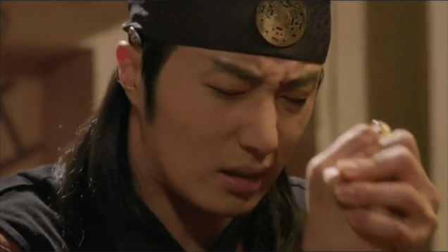 2014 11 Jung II-woo in The Night Watchman's Journal Episode 22 8