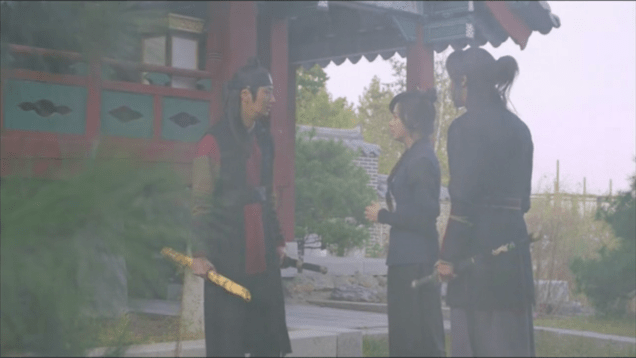 2014 11 Jung II-woo in The Night Watchman's Journal Episode 23 10