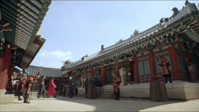 2014 11 Jung II-woo in The Night Watchman's Journal Episode 23 24