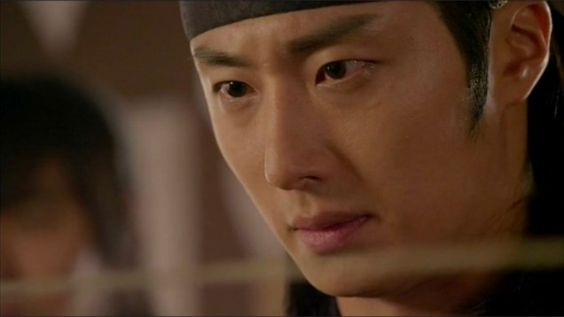 2014 11 Jung II-woo in The Night Watchman's Journal Episode 23 29