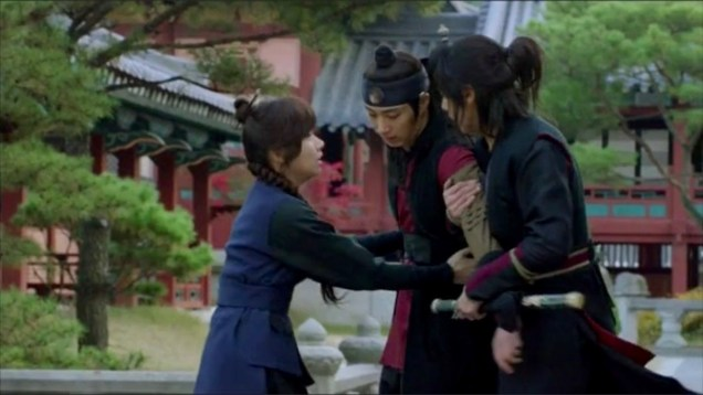 2014 11 Jung II-woo in The Night Watchman's Journal Episode 23 39