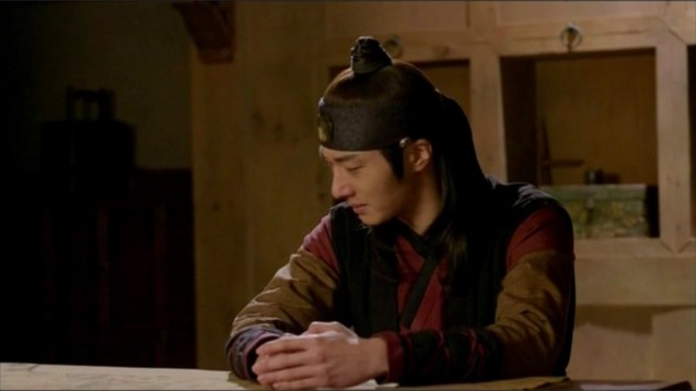 2014 11 Jung II-woo in The Night Watchman's Journal Episode 23 44