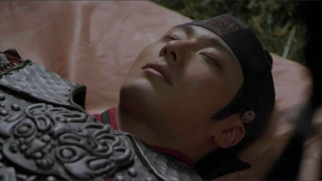 2014 11 Jung II-woo in The Night Watchman's Journal Episode 24 5