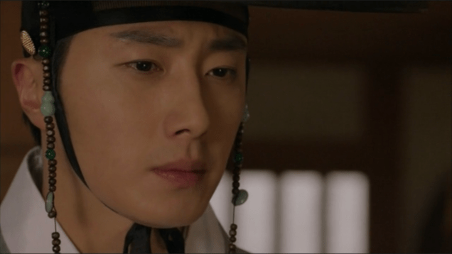 2014 11 Jung II-woo in The Night Watchman's Journal Episode 24 69