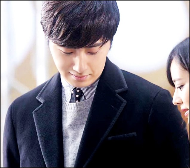 2014 11 Jung Il-woo for Biotherm, video stills. 12