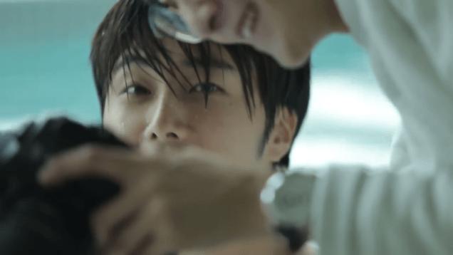 2014 12 Jung Il woo Images for his '15 Season Greetings Video. Cr.jungilwoo.com 15