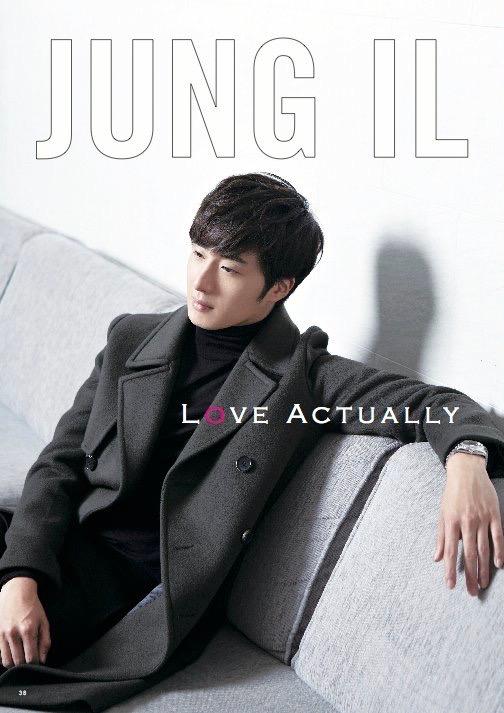 2014 Jung Il-woo in Riveriver Magazine Vol.05 8