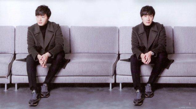 2014 Jung Il-woo in Riveriver Magazine Vol.05 9